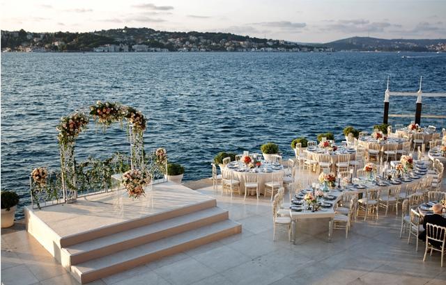 Wedding Venues In Istanbul Bosphorus