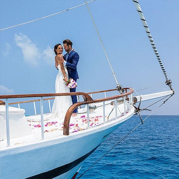 Boat Yacht Wedding