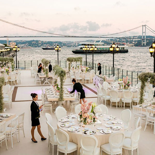 Bosphorus Wedding Venues in Turkey