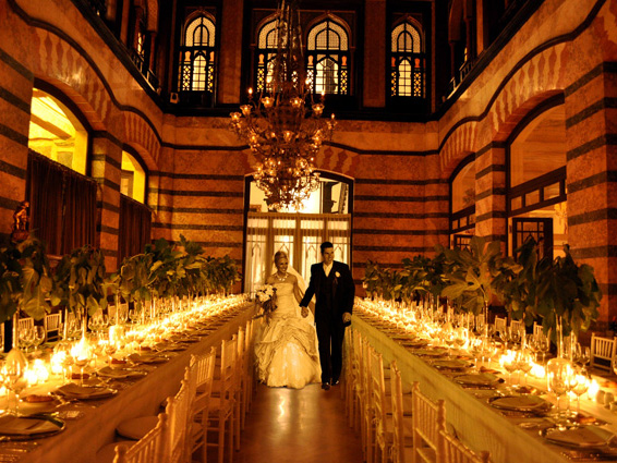 Wedding Hotels In İstanbul Turkey Pera Palace Jumeirah 1