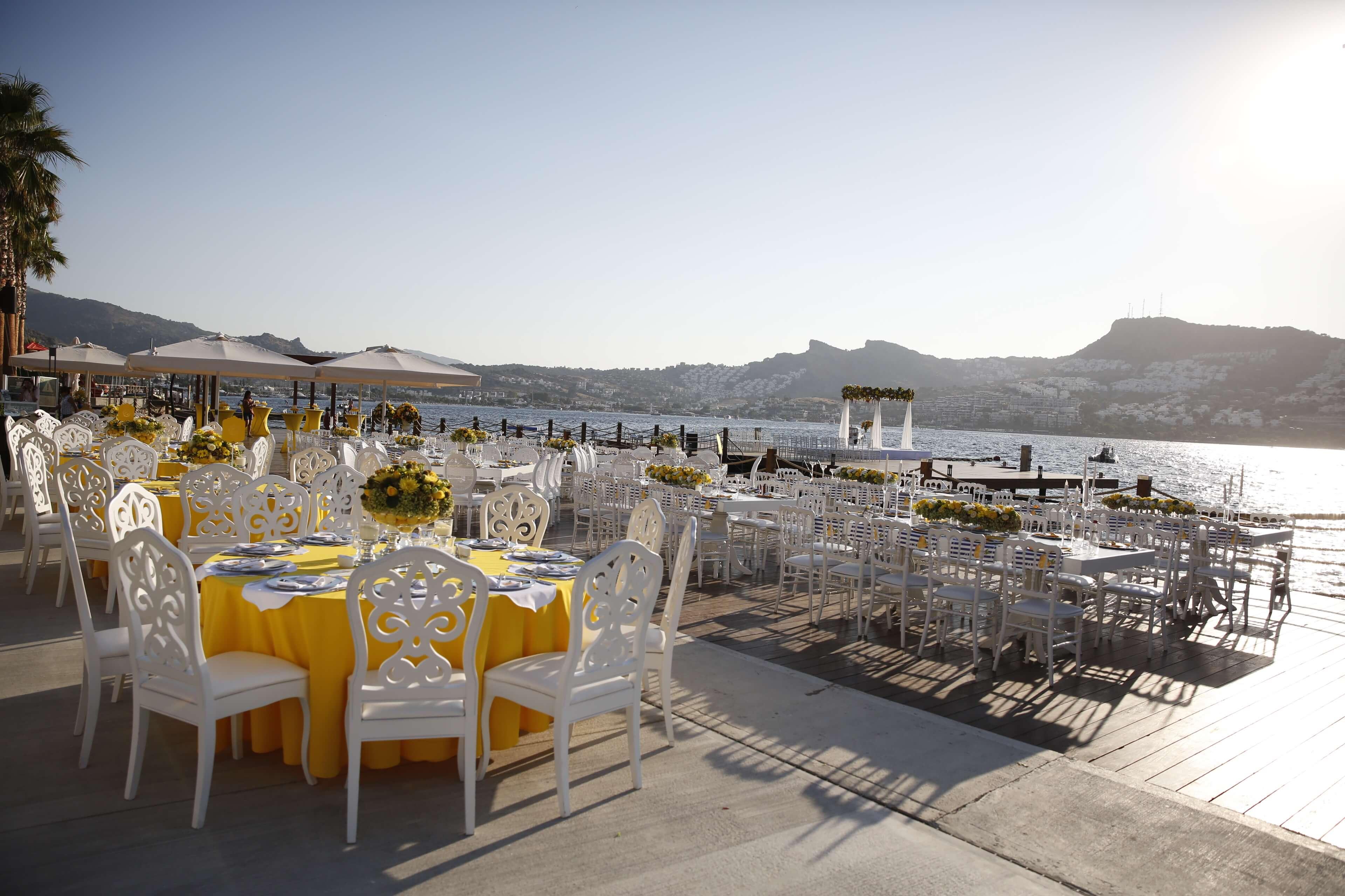 mivara luxury resort wedding organization