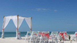 Beach wedding in bodrum Turkey