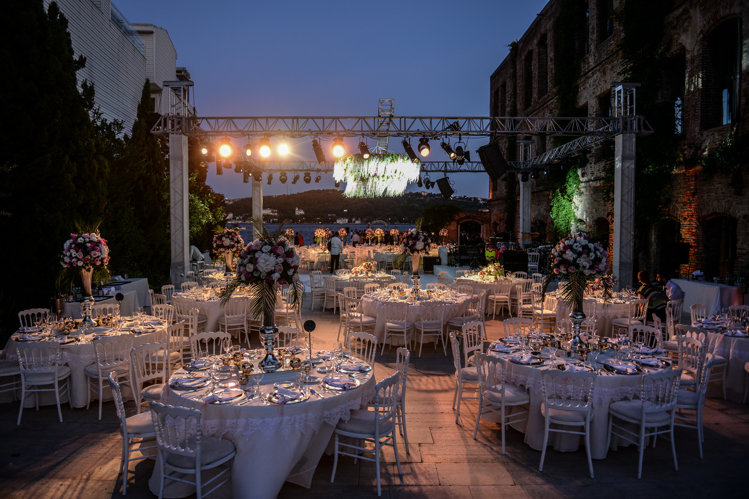 ESMA SULTAN MANSION İSTANBUL İNDİAN WEDDİNG