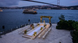 Esma Sultan Mansion İstanbul Wedding Planning in Turkey for 2018