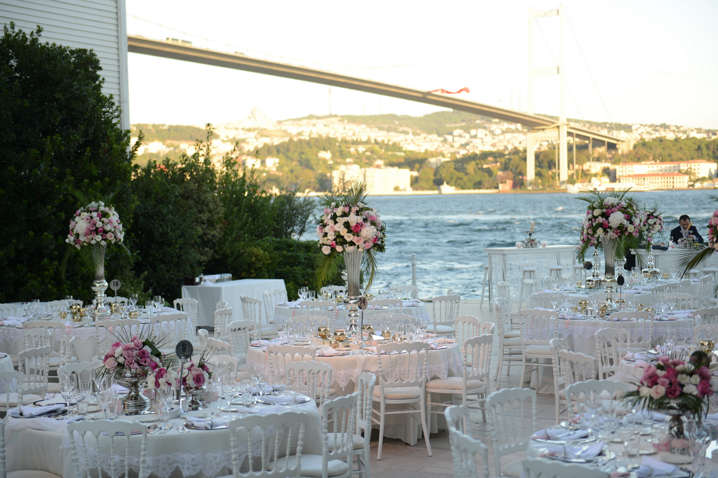 ESMA SULTAN MANSION İSTANBUL ARABİAN MİDDİLE EAST WEDDİNG