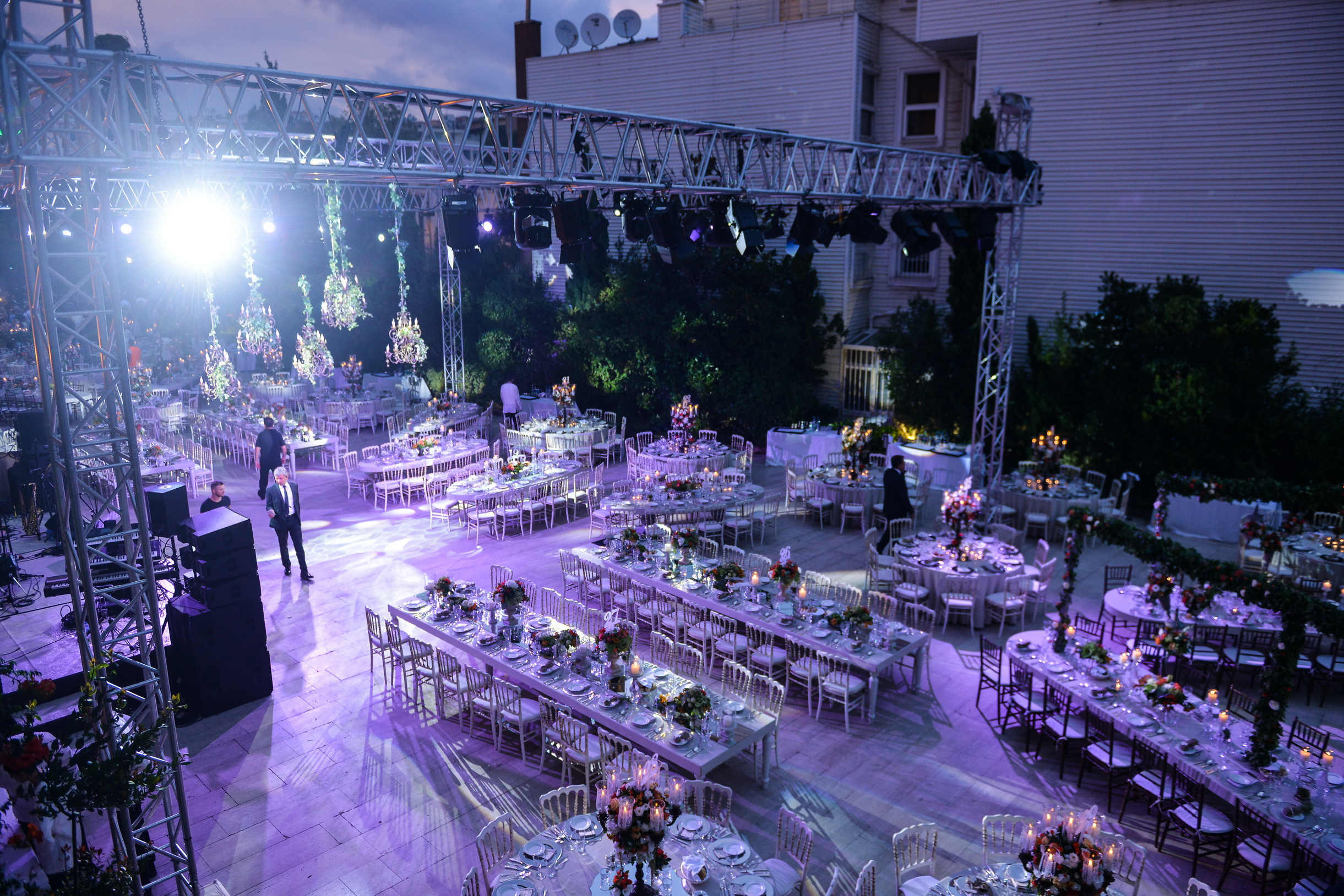 ESMA SULTAN MANSION İSTANBUL MUSLİM WEDDİNG